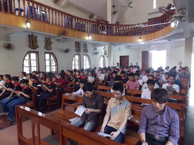 SVCG Phát Diệm sinh hoạt tháng 5 - 2014