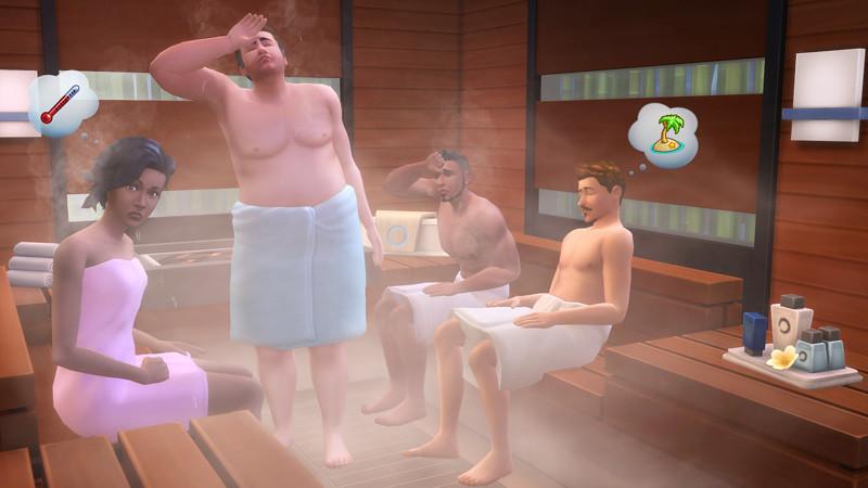 Los Sims 4 Día de Spa ¡Pack de contenido! 19115638850_6e9416527e_b