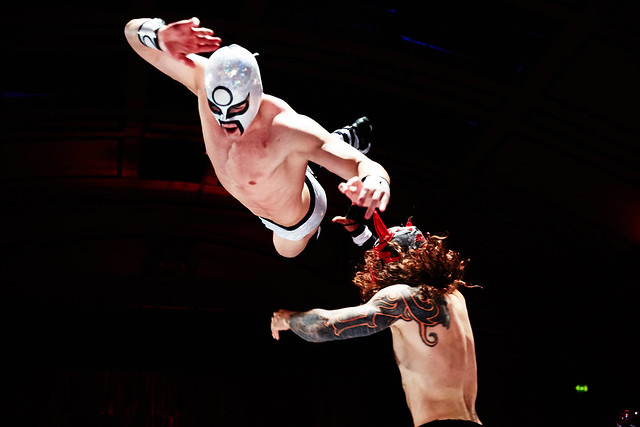 THE GREATEST SPECTACLE OF LUCHA LIBRE at York Hall