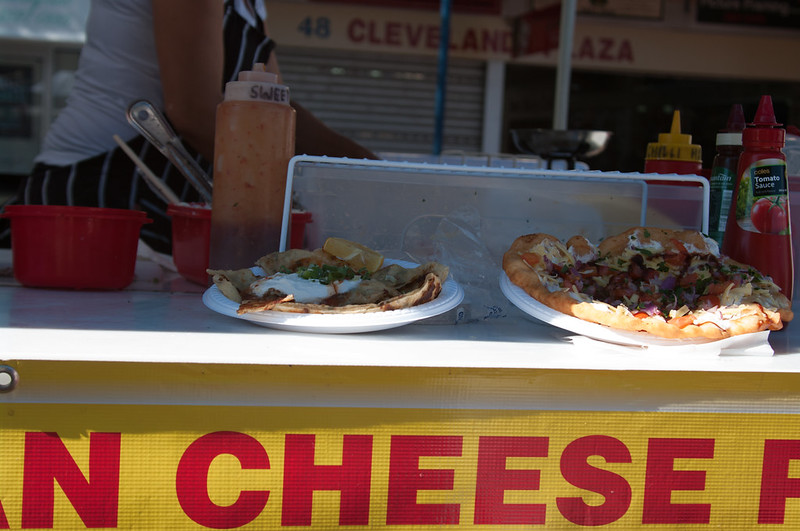 Transylvanian Cheese Pies at the Cleveland Markets, Brisbane QLD Australia 20150802-VPR00350.jpg