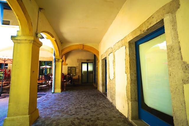 150706 Honeymoon Day2 - [France. Provence] 嘉德水道橋. Arles City.