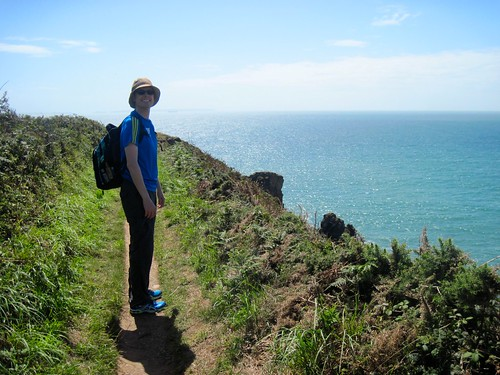 Pembrokeshire Coast Path: Caerfai to Solva