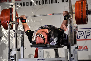 Powerlifting - Bench Press