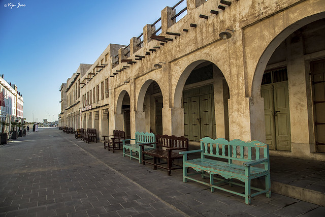 A morning at the Souq