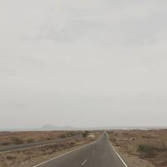 #desertroad #caboverde