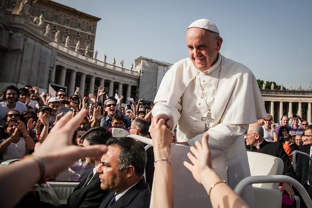 Il Papa in Albania: