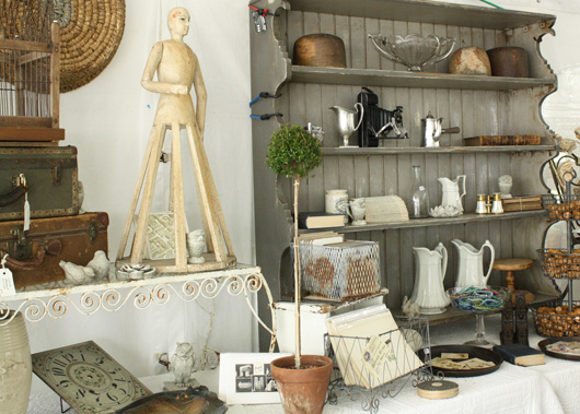 Flea Market Tips From a Stylist (Part 1)