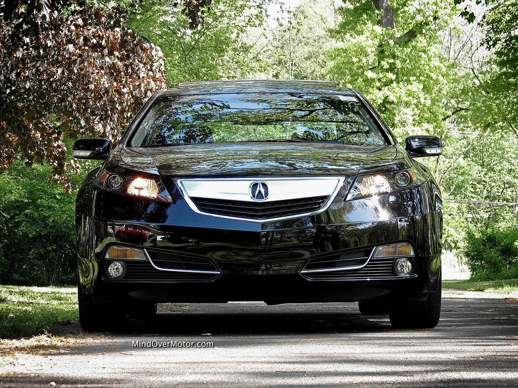 Test Driven Acura TL SHAWD Mind Over Motor - Acura tl competitors