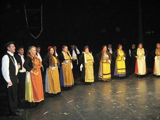 Χορεύοντας για τα 100 ομοσπονδία σερρών 8