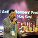 Tengku Abdillah, Pres. NAC Malaysia and FAI Regional Vice President (East and South Asia)