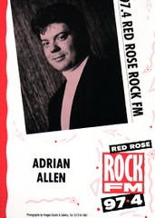 Red Rose Rock FM - Adrian Allen