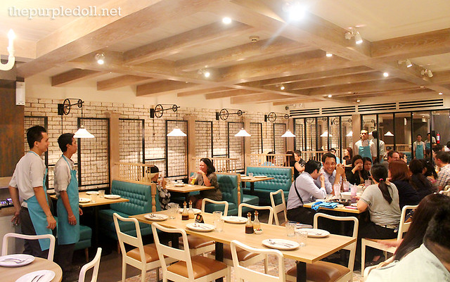 Namnam Greenbelt Restaurant
