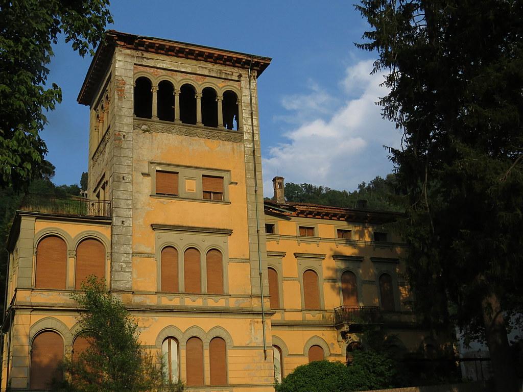Val Fegana Map - Lucca, Italy - Mapcarta