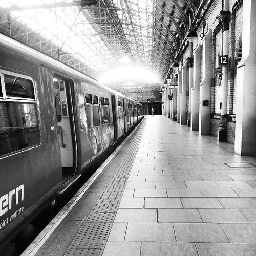 #ManchesterPiccadilly #train #Manchester