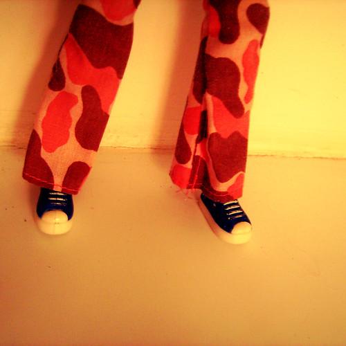 ножки оО