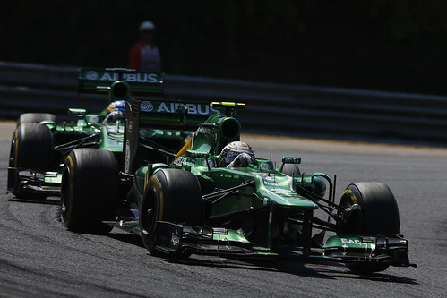 2013 Hungarian Grand Prix - Sunday
