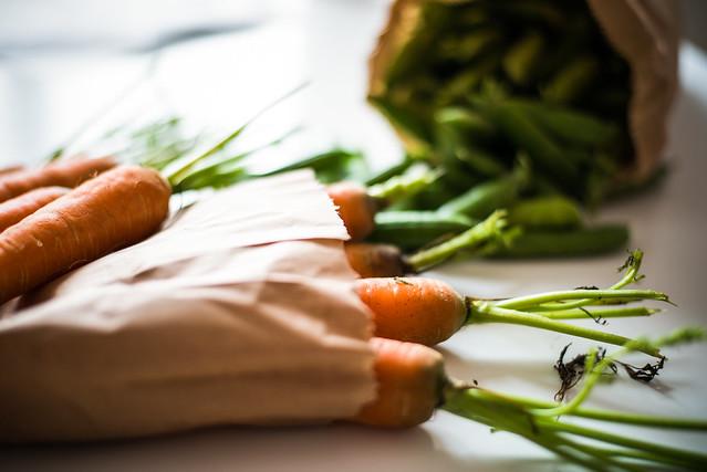 Peas 'n' Carrots