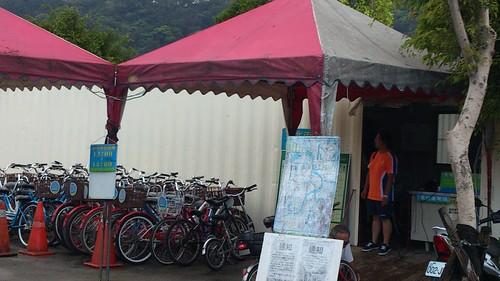陽光運動公園自行車租借