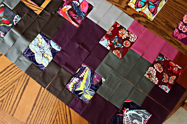 Molly's Butterfly Quilt