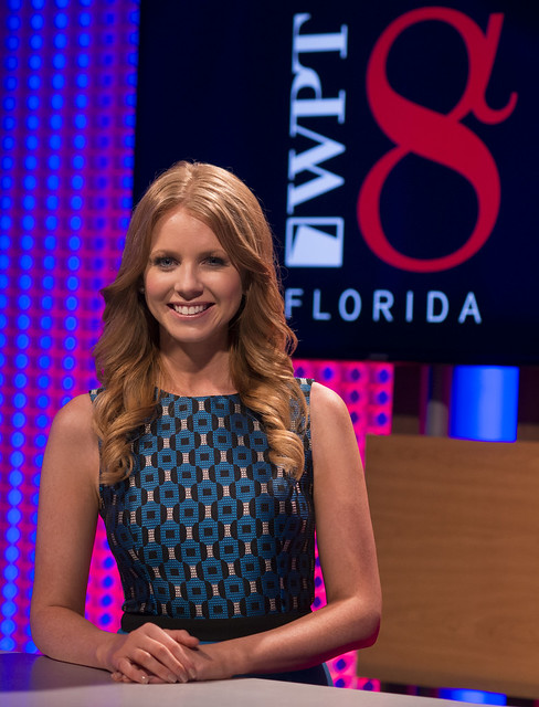 WPT Alpha8 Hostess Lynn Gilmartin | Flickr - Photo Sharing!
