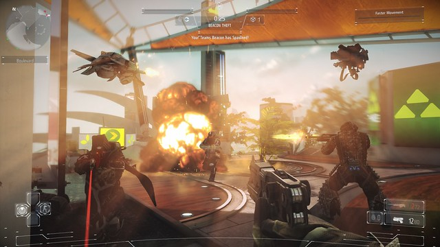 Killzone Shadow Fall Multi Screenshots, 07