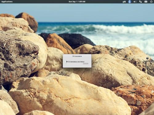 Простая установка elementary OS