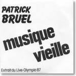 27. Musique vieille (live, 1987)