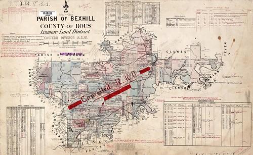 Parish of Bexhill 1899