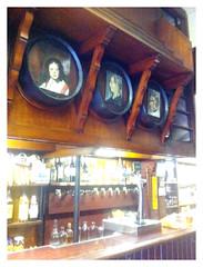 Foto del interior de la bodega