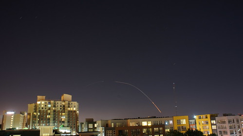 Minotaur V Launch with LADEE lunar probe