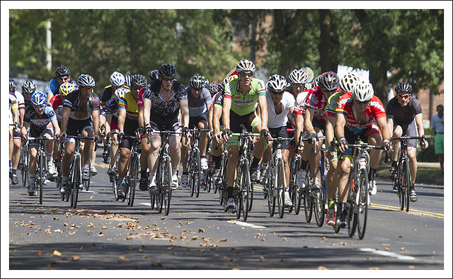 Tour de Francis Park 1