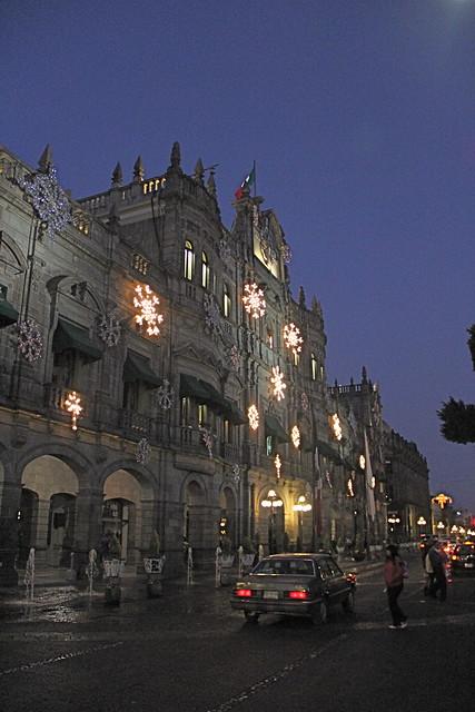 Palacio Muncipal, Puebla