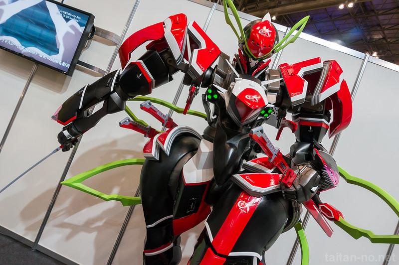 キャラホビ2013-リアルロボット博物館-DSC00480