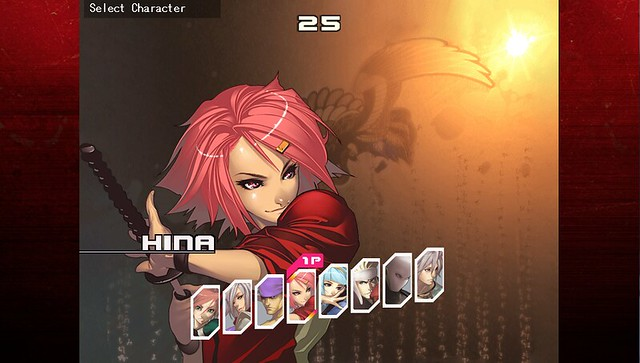 Legend of Raven on PS Vita