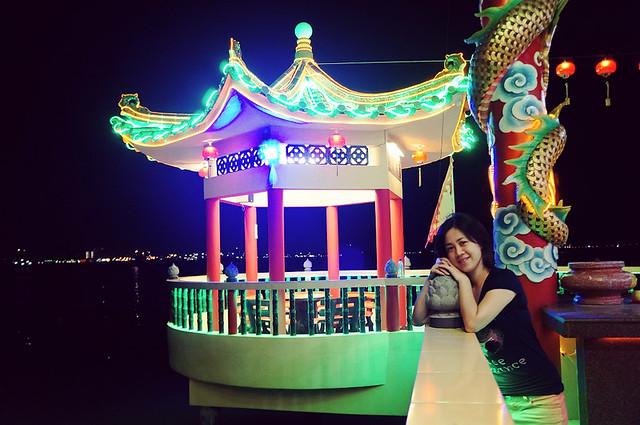 Penang Xuan Mu Dian Floating Temple