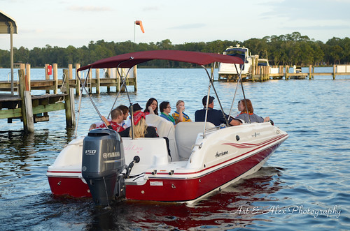 Jax's Rock The Dock Elite Event At Freedom Boat Club | Adeles At The