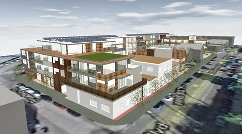 Proposed Hotel on Abbot Kinney