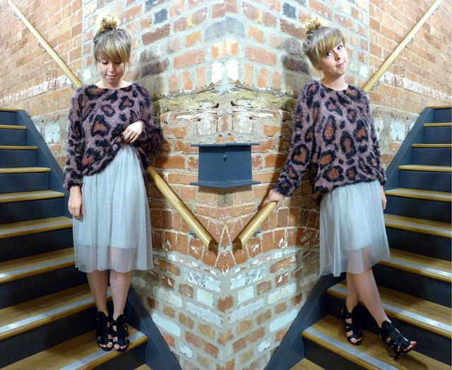Vouchercodes how to wear leopardprint