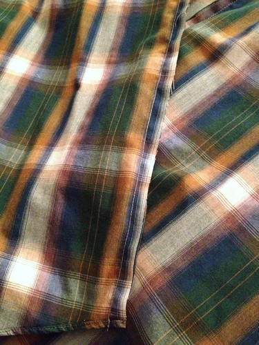 Plaid Shirt Refit