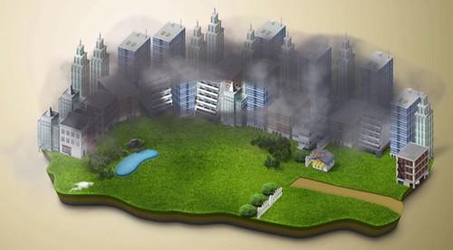 Китайцы избавятся от смога с помощью электростатического заряда