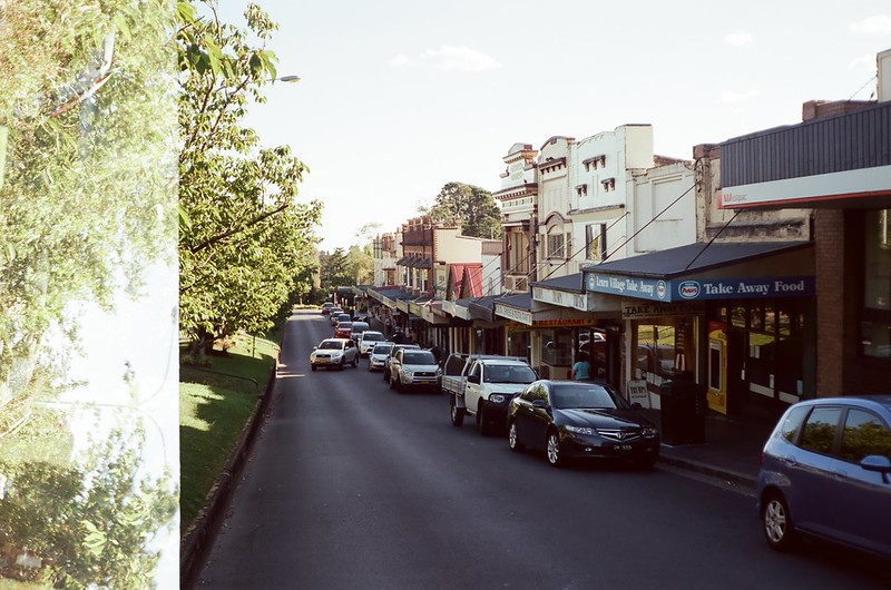 Leura Village, Australia