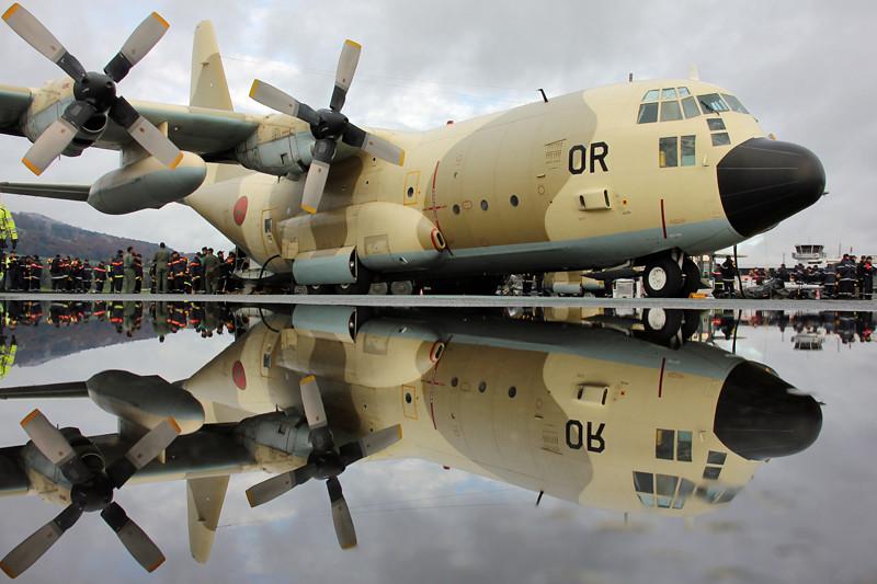 طائرات النقل العاملة بالقوات المسلحة المغربية 10589325305_ca274a0ff2_b