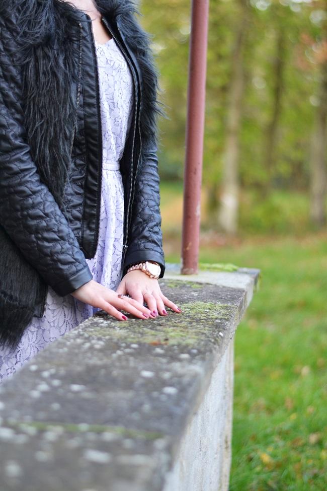 Sommerkleid im Herbst stylen Variante III (6)