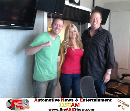 """Actress, Model, and Co-Host of The Drew Pearson Show, Jennifer Reed talks about celebrity updates with Josh """"Social Media's Guru"""" Deaton and James """"The Spin Doctor"""" Schaefer both of DeliveryMaxx on The ANE Show. by theaneshow"""