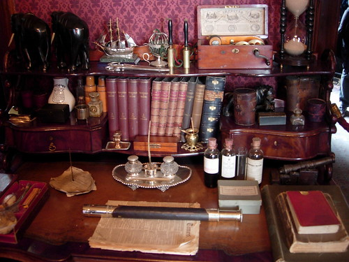 The Sherlock Holmes Museum 2