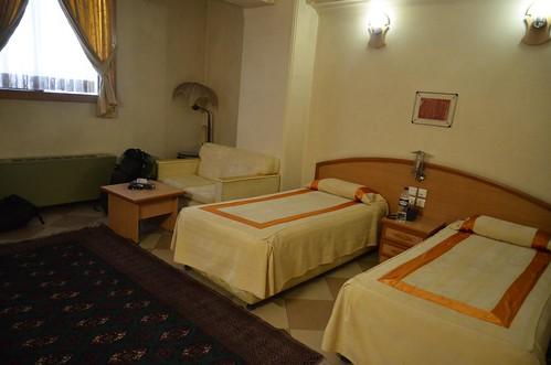 Habitación de hotel en Shiraz