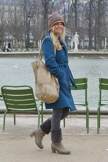 beanie in paris