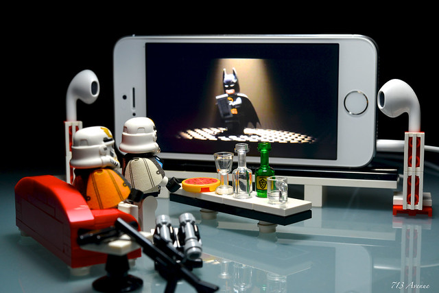 iPhone Home Theater