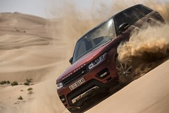 New Range Rover Sport | The Empty Quarter Driven Challenge