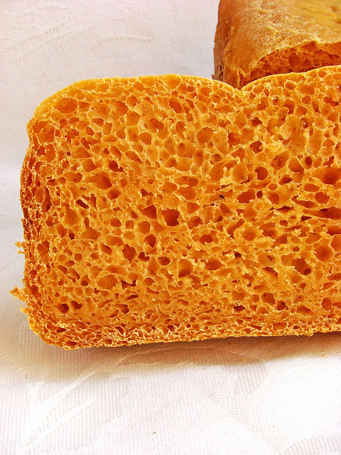 тыквенный хлеб2